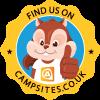 Find us on Campsites.co.uk