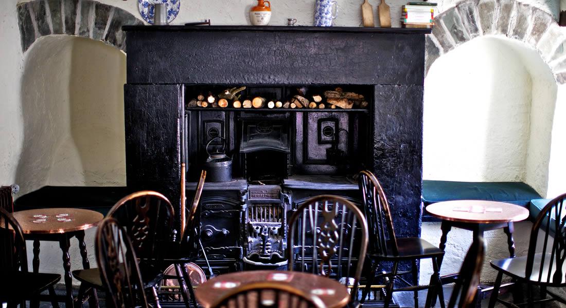 Rydal Hall's Bar